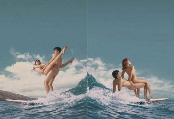 Le Surf booste votre libido !